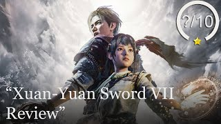 Xuan Yuan Sword 7 Review [PS4, Xbox One, & PC] (Video Game Video Review)