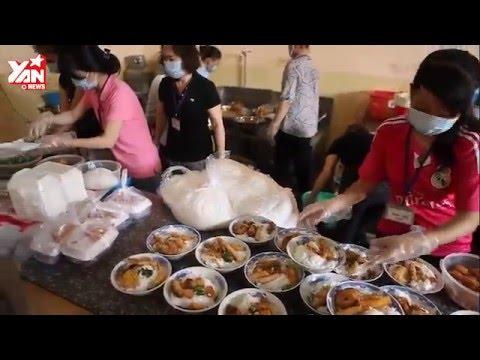 Câu chuyện cảm động ở quán cơm  rẻ nhất Sài Gòn