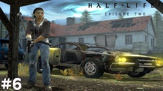 Half-Life 2: Episode Two (Прохождение) ▪ ЧУТЬ ЧТО — СРАЗУ ФРИМЕН ▪ #6
