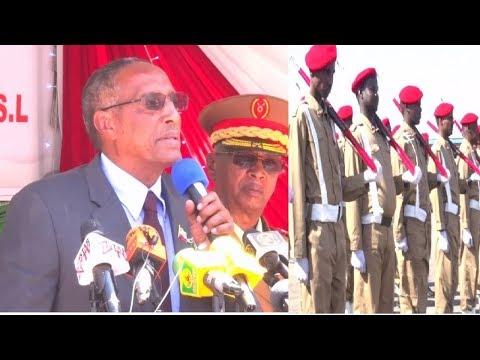 MADAXWAYNAHA SOMALILAND OO KA HADLAY QUWADA CIIDAMADA MILATERIGA SOMALILAND