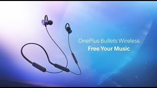 |Oneplus Bullets Wireless Earphones| |Feel Your Music|