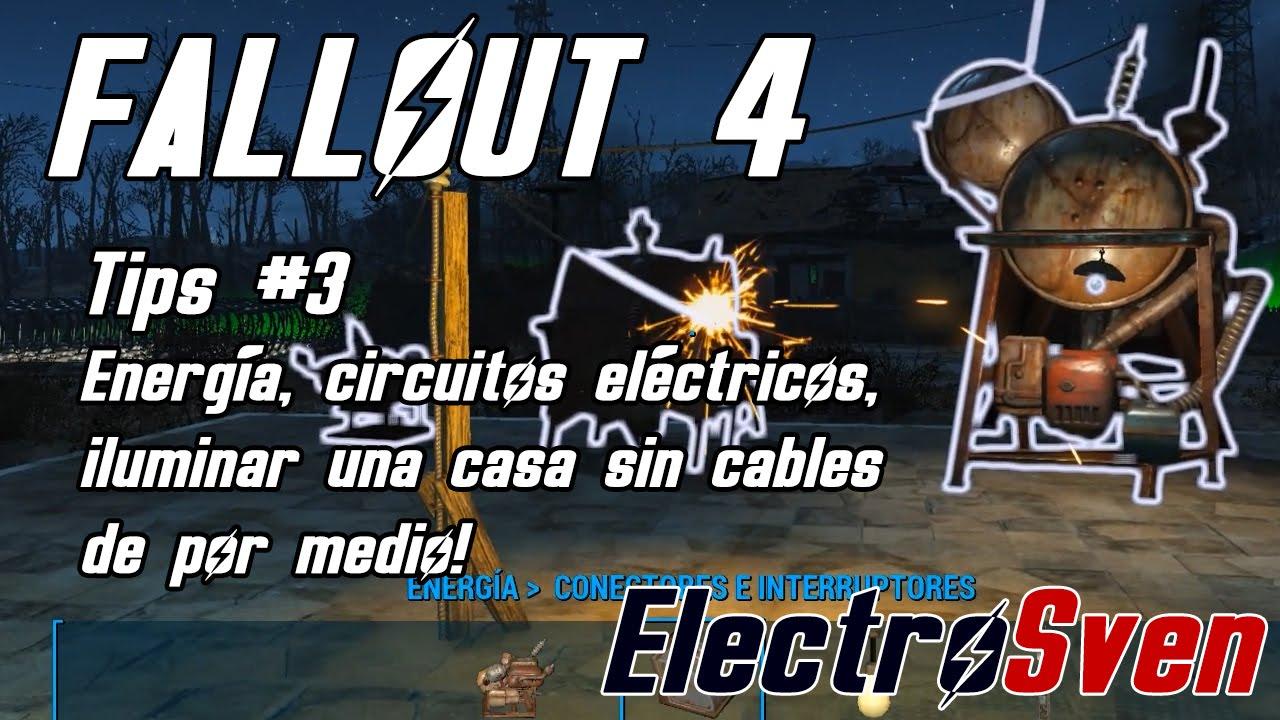 Fallout 4 tips 3 energ a circuitos el ctricos y como - Como iluminar una casa ...