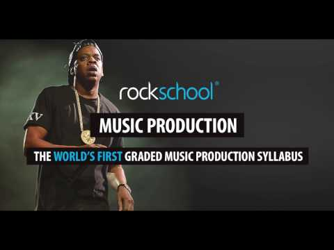 The New Music Production Syllabus