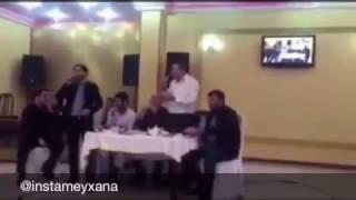 Ələkbər Yasamal Vüqar Biləcəriyə cinasla cavab verir / mırt aşıqsayağı meyxana