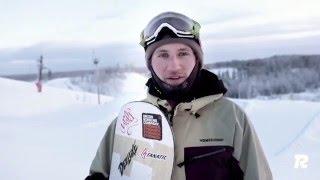 Как сделать BS 180 на сноуборде How to BS 180 on a Snowboard, как сделать бс 180 на сноуборде