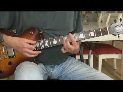How to play Havana Affair by the Ramones in true Johnny Ramone style