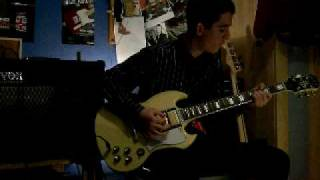 The Jam - Away From The Numbers(cover)