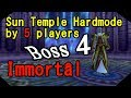 Sun Temple [HM] Boss 4 by Five Players of Immortâl - Runes of Magic (4K 60FPS)