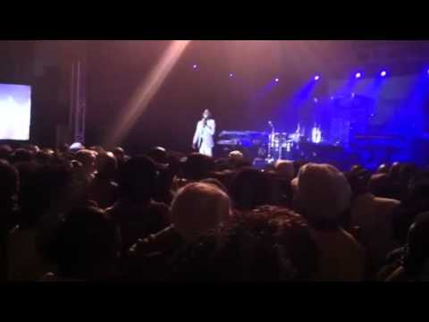 Comedian at Joyous Celebrations concert Port Elizabeth 04.0