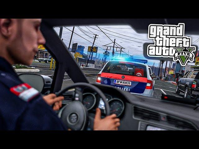 Zivilpolizist stellt DEALER! 😮 - GTA 5 Polizei Mod