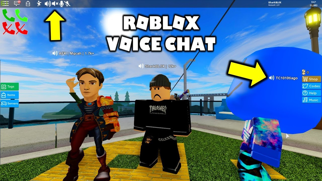 Wow Roblox Voice Chat Just Got Leaked Youtube