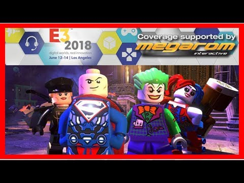 Breaking News | LEGO DC Super-villains' Custom Character Creation Proves That It Really Is Good To