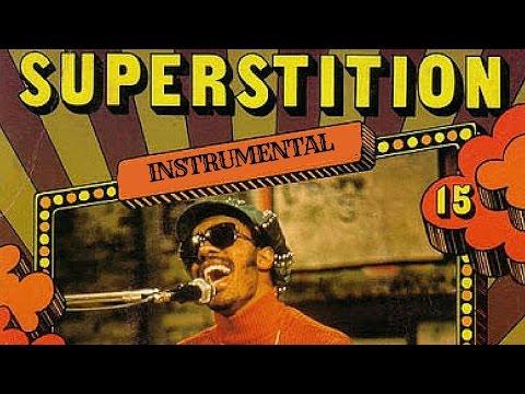 Stevie Wonder - Superstition (Original Instrumental)