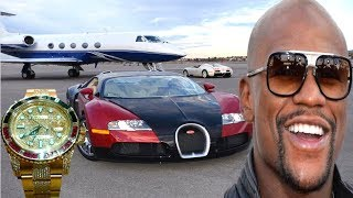 10 Outrageous ways Boxing star Floyd Mayweather spends his millions