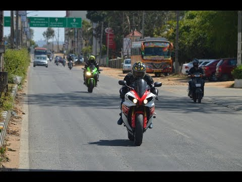 Best Of Superbikes SOUNDS In INDIA - LOUD FLYBYS & REVS _ #BikersIn