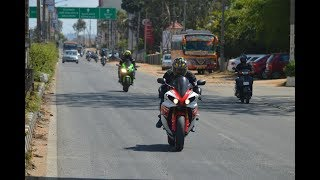 Best Of Superbikes SOUNDS In INDIA - LOUD FLYBYS & REVS