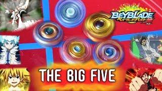 ANIME REAL LIFE BEYSTADIUM! THE BIG FIVE EPISODE 2