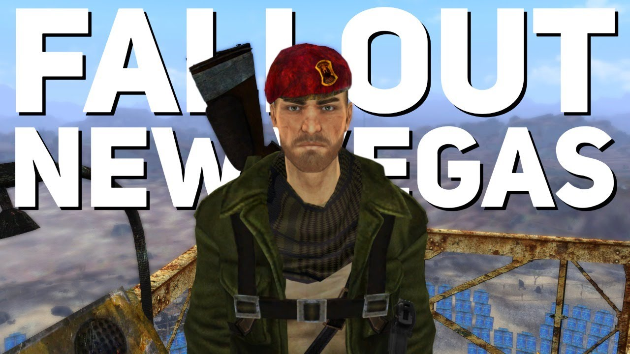 Fallout New Vegas | Heading To New Vegas