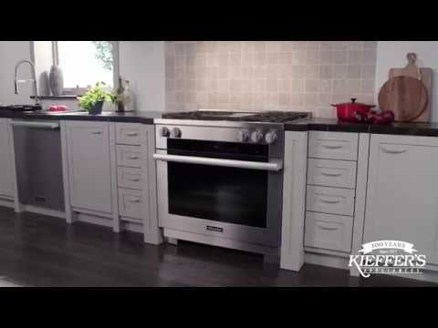 Miele Range Features (Short Version)