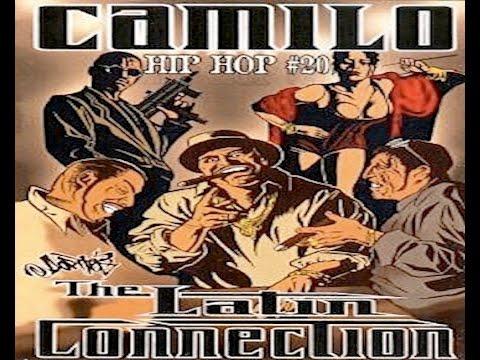"DJ Camilo - Hip Hop #20 ""Latin Connection"" (SIDE A) (1998)"