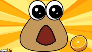 Pou - Cute Pou Pet Flappy Birds Style Mini Game! iOS/Android