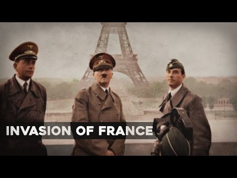 The Invasion of France & the Low Countries (WW2 Series #4)