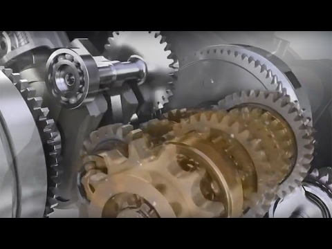 Gear Protection in 4-Stroke Motorcycles