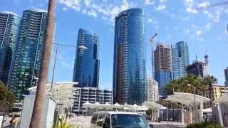 Millenium Tower. New High Rise Condominium Building Construction in San Francisco.