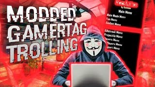 modded gamertag trolling in black ops 2 bo2