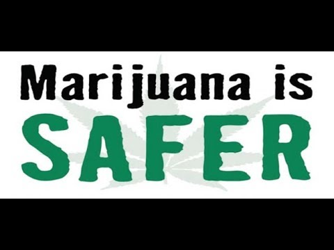 From Under the Influence with Marijuana Man: Cannabis Is Safer Than Legalization