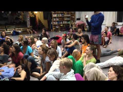 Shantambala 2015 CIC3 underscore instruction by Claus Springborg