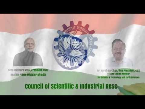CSIR - PRIDE OF INDIAN SCIENCE