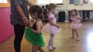 Кружок балета для детей 3 лет