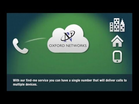 Oxford Networks Hosted Phone System