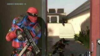 Rainbow Six Vegas 2 Villa Terrorist Hunt