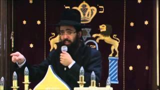 הרב יעקב בן חנן הרצאה בעפולה