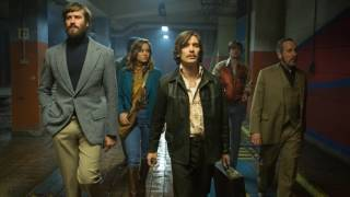 We review the movie Free Fire while shooting Big guns!