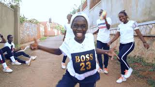 Chikibombe - Levixone (Official Dance Cover by Galaxy African Kids) HD Copy