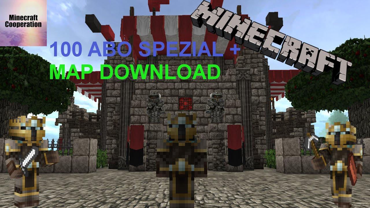 Minecraft Mittelalter Herbstlande ABO SPEZIAL DAS THEATER - Minecraft mittelalter hauser download