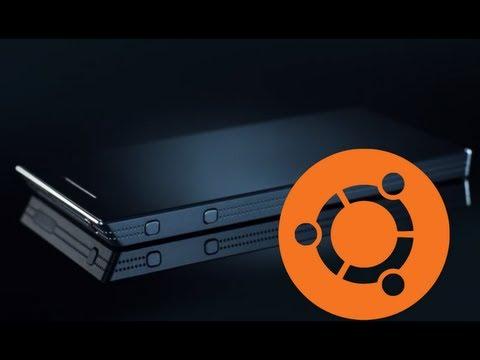 Das Ubuntu Smartphone - Ubuntu Edge
