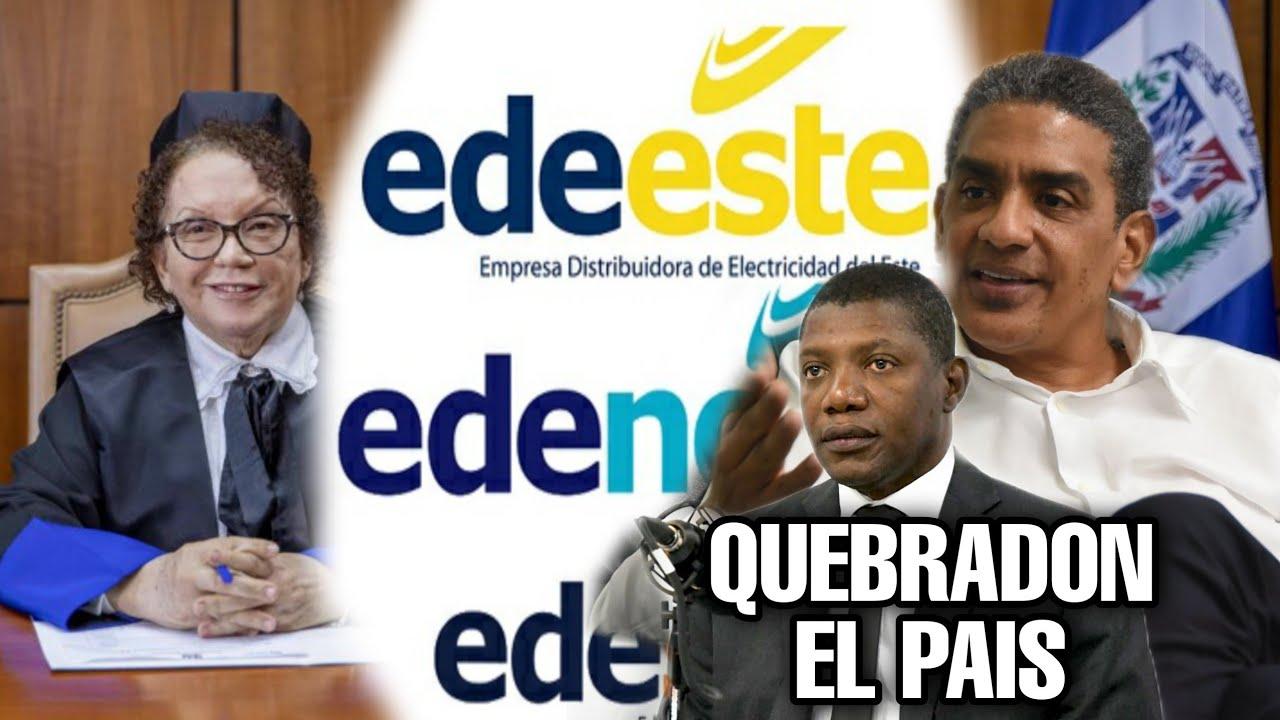 Mira todo los escándalos y Despilfarro encontrado en la EDES