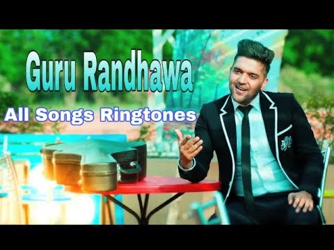 Guru Randhawa All Songs Ringtones | Punjabi Instrumental Ringtones