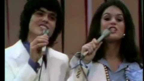 Donny&Marie Osmond - I'm Leaving It (All) Up To You