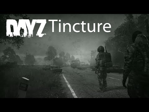 DayZ Xbox One Gameplay Tincture Disinfectant, Tomatoes, Game Of Thrones