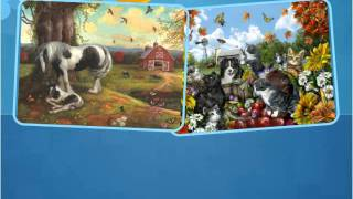 Ravensburger Jigsaw Puzzles - Large Piece Jigsaw Puzzles