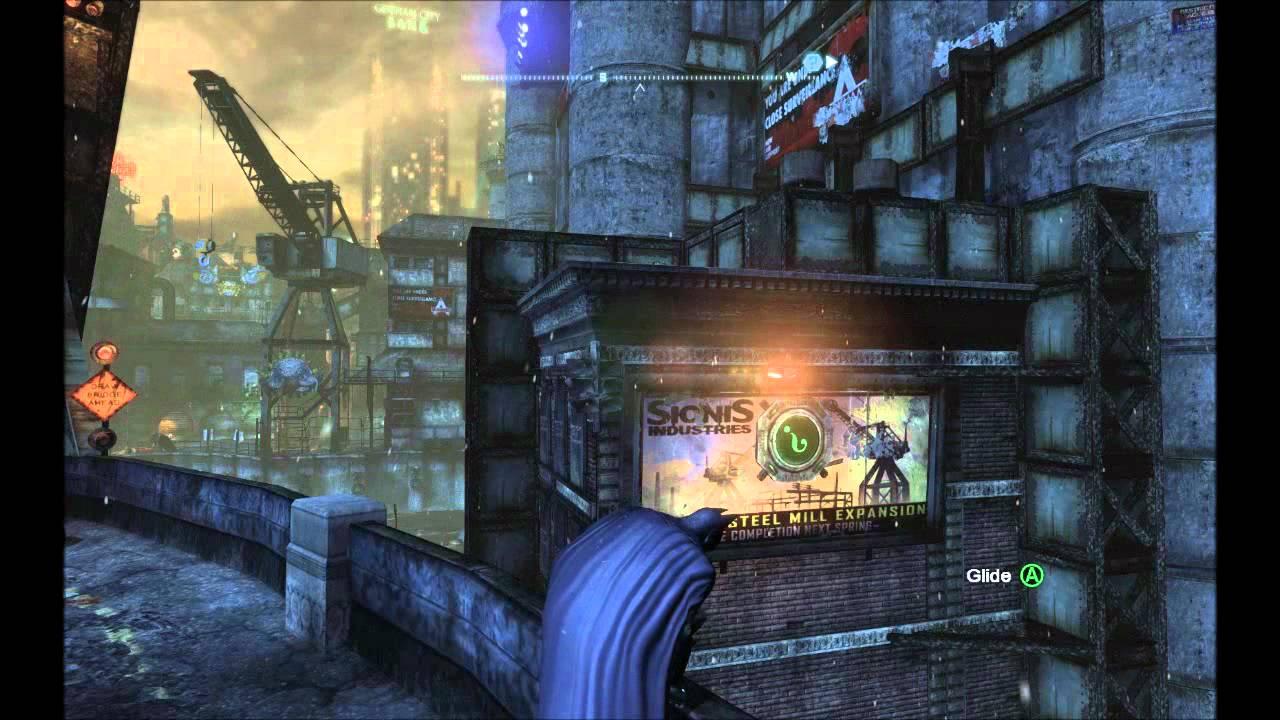 Batman Arkham City Walkthrough HD Let's Play: Part 19 ...