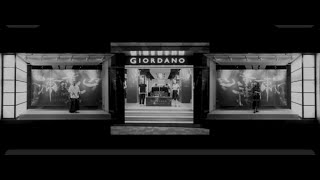 麥浚龍謝安琪GIORDANO《the album》LIMITED TEE COLLECTION簽名活動】 ...