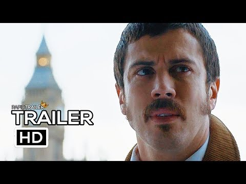 THE ANGEL   2018 Toby Kebbell Netflix Thriller Movie HD
