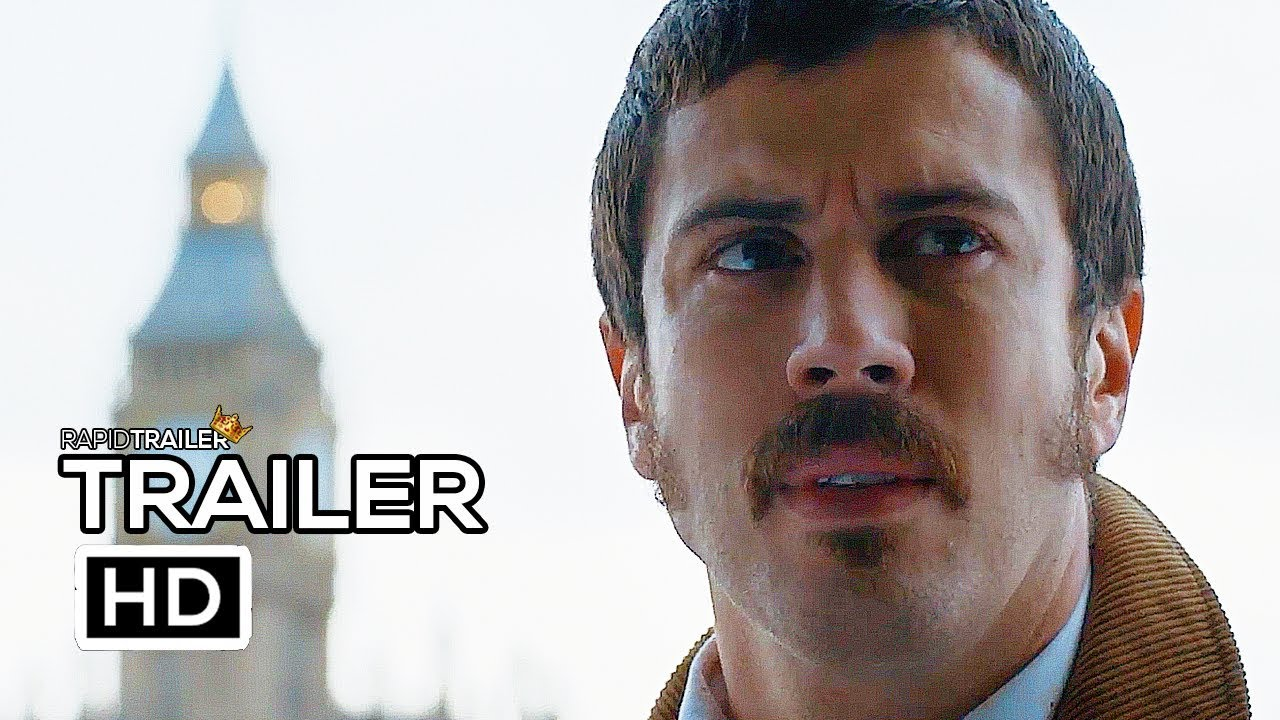 THE ANGEL Official Trailer (2018) Toby Kebbell Netflix Thriller Movie HD