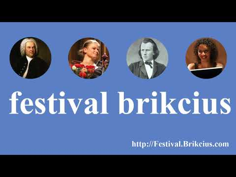 FESTIVAL BRIKCIUS 2017 - 6. ročník cyklu koncertů komorní hudby v Praze